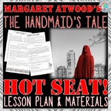 "The Handmaid's Tale ""Hot Seat!"""