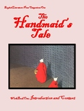 The Handmaid's Tale - Introduction & Context -- WorkBook