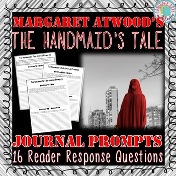 Sample High School Essays The Handmaids Tale Bellringer Journal Prompts Essays On The Yellow Wallpaper also Is A Research Paper An Essay The Handmaids Tale Bellringer Journal Prompts By Language Arts  Apa Essay Paper