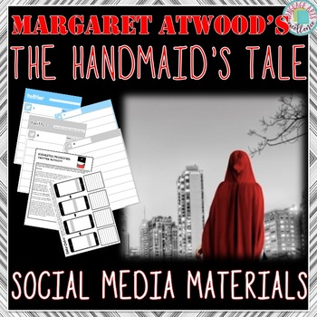 The Handmaid's Tale Social Media Materials
