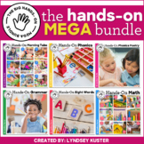 The Hands-On Mega Bundle