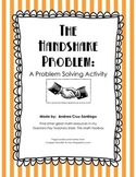 The Handshake Problem - Practice with Problem Solving Strategies