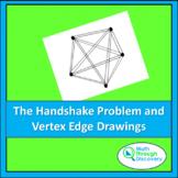 The Handshake Problem and Vertex Edge Drawings