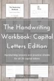 The Handwriting Workbook Letter Bundle
