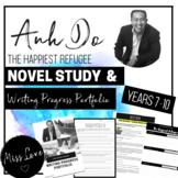 The Happiest Refugee Novel Study and Writing Progress Portfolio - Anh Do
