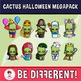 The Happy Cactus - Halloween Megapack (Bundle) Clipart