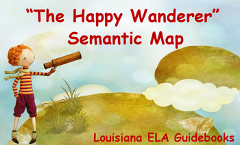 The Happy Wanderer Semantic Map