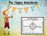 The Happy Wanderer Point of View Graphic Organizer
