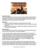 """The Harlem Hellfighters"" by Max Brooks Study Guide"