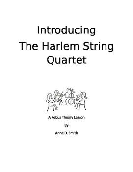 The Harlem String Quartet