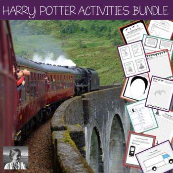 Harry Potter Creative Bundle