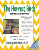 The Harvest Birds Mini Pack Activities 3rd Grade Journeys: Unit 2, Lesson 8