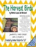 The Harvest Birds Mini Pack Activities 3rd Grade Journeys:
