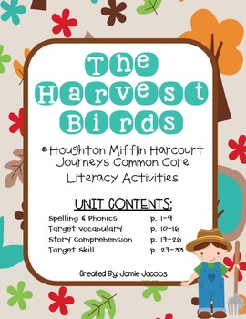 The Harvest Birds (Journeys Supplemental Materials)