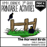 The Harvest Birds: Journeys 3rd Grade (Unit 2, Lesson 8)