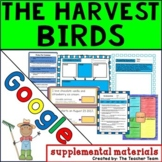 The Harvest Birds | Journeys 3rd Grade Unit 2 Lesson 8 Google Activities