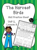 The Harvest Birds (Skill Practice Sheet)