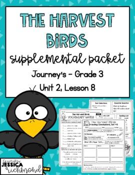 The Harvest Birds - Vocabulary Study Guide