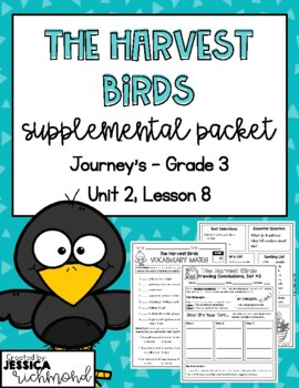 The Harvest Birds - Supplemental Packet