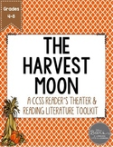 The Harvest Moon Reader's Theater and Reading Literature Toolkit FREEBIE