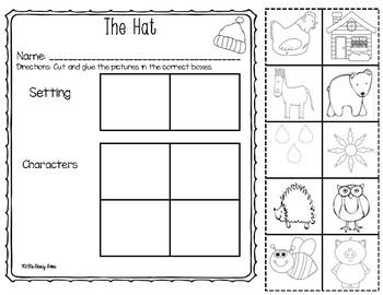 The Hat by Jan Brett (Book Companion)