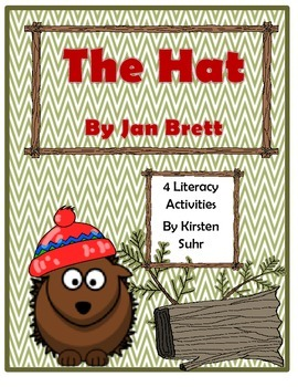 The Hat-4 Literacy Centers