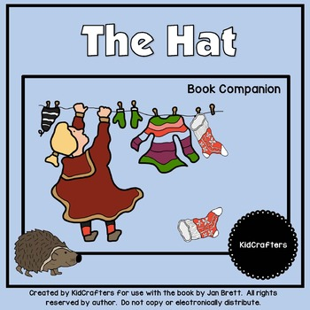 The Hat Book Companion