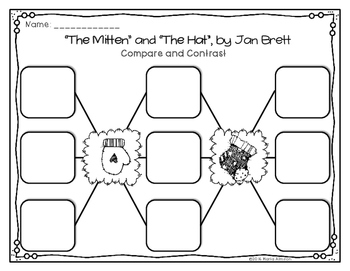 Unit Based on the Book THE HAT, by Jan Brett