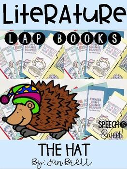 The Hat Literature Lap Book
