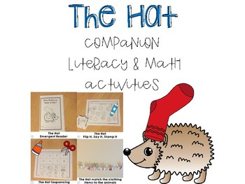The Hat Pre-K and Kindergarten Literacy Activities