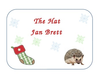 """""""The Hat"""" by Jan Brett aligned to common core"""
