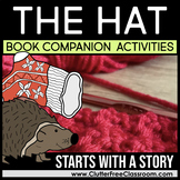 The Hat by Jan Brett Book Companion Activities