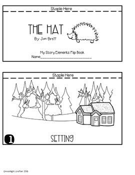 The hat book by jan brett