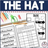 The Hat by Jan Brett Comprehension Activities in PDF and Digital Formats