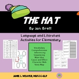 The Hat by Jan Brett Language Literacy Activity Packet