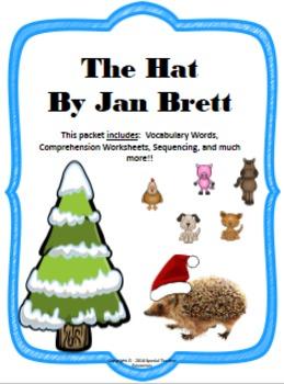 The Hat by Jan Brett Literary Unit