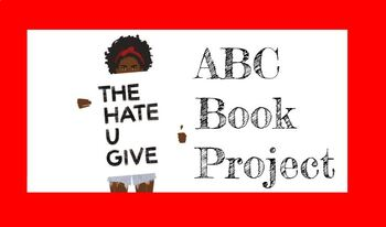 The Hate U Give ABC Book Project