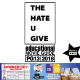 The Hate U Give Movie Guide | Worksheet (PG13 - 2018)