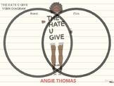 The Hate U Give Novel & Film Venn Diagram