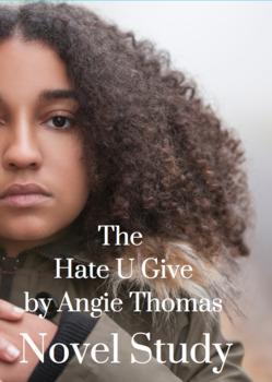 The Hate U Give Novel Study