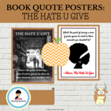 The Hate U Give Quote Posters