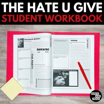 The Hate U Give Student Workbook