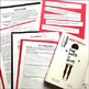 The Hate U Give - Text Evidence Anticipation Activity