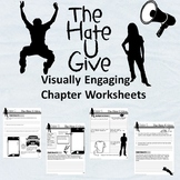 The Hate U Give Visually Engaging Chapter Worksheets
