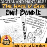 The Hate U Give Whole Unit Bundle