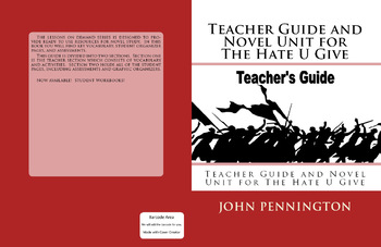 The Hate U Give by Angie Thomas Teacher's Guide and Novel Unit