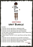 The Hate U Give by Angie Thomas Activity Bundle by Teachin