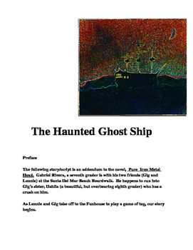 """""""The Haunted Ghost Ship"""" [*New Book Trailer]"""
