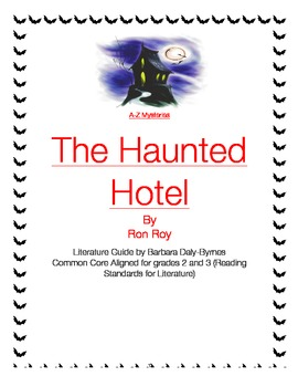 The Haunted Hotel Literature Guide