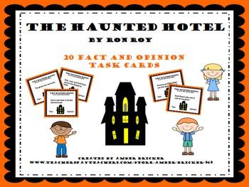 The Haunted Hotel Novel Study